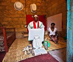 Traditional healers in Kuruman and Kathu
